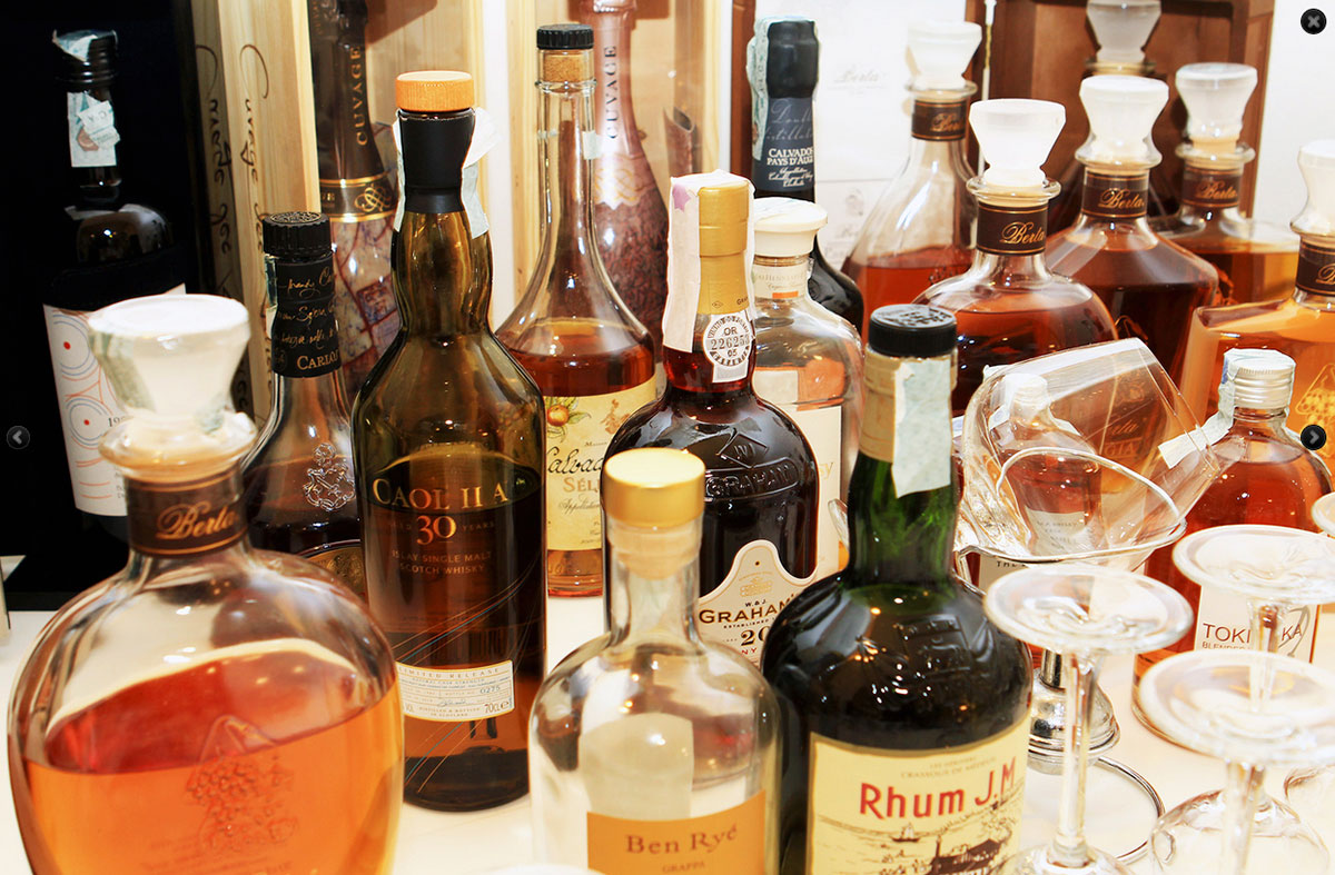 Donn Gina alcolici